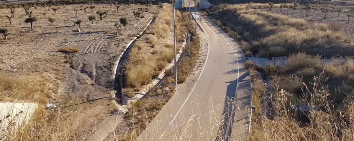 5. Proyecto de drenaje y estabilización de taludes de vial en PLAZA